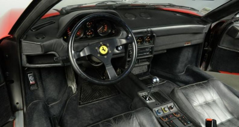 Ferrari 328 GTS Rouge occasion à Paris - photo n°6