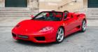 Ferrari 360 *Manual gearbox* Rouge 2002 - annonce de voiture en vente sur Auto Sélection.com