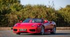 Ferrari 360 f360 spider f1 v8 3.6i 400 cv 2002  à Fleury-les-Aubrais 45