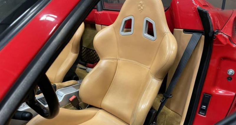 Ferrari 360 SPIDER F1 3.6 400 CH Rouge occasion à GUERANDE - photo n°6