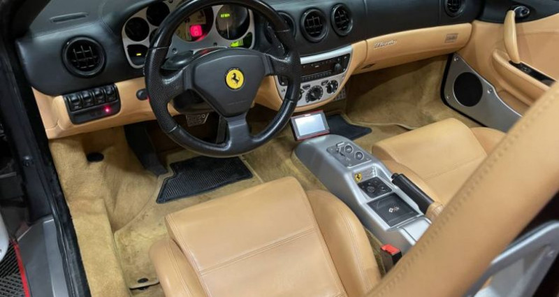 Ferrari 360 SPIDER F1 3.6 400 CH Rouge occasion à GUERANDE - photo n°7