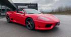 Ferrari 360 Spider V8 Rouge à LEXY 54