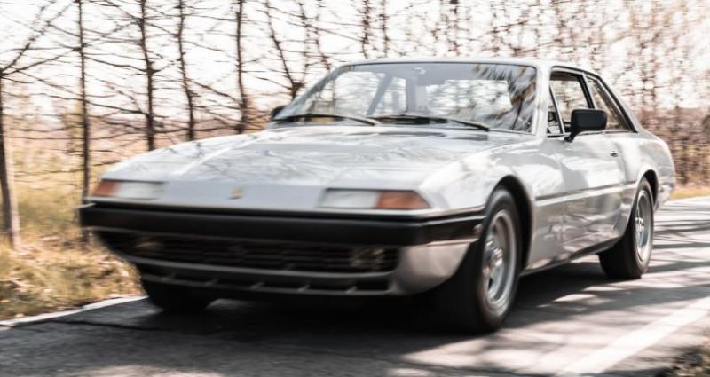 Ferrari 365 GT4 2+2 Argent occasion à Reggio Emilia