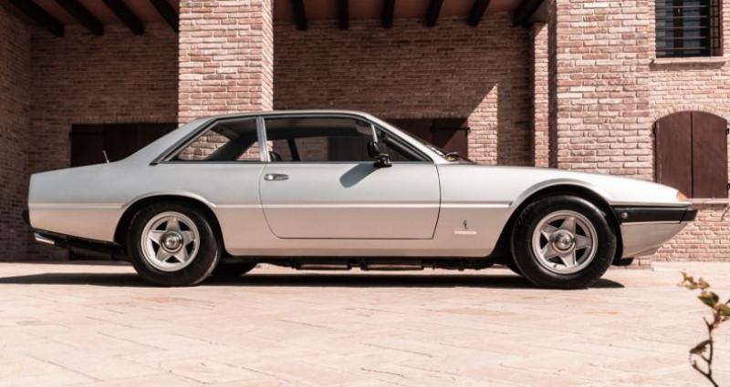 Ferrari 365 GT4 2+2 Argent occasion à Reggio Emilia - photo n°4