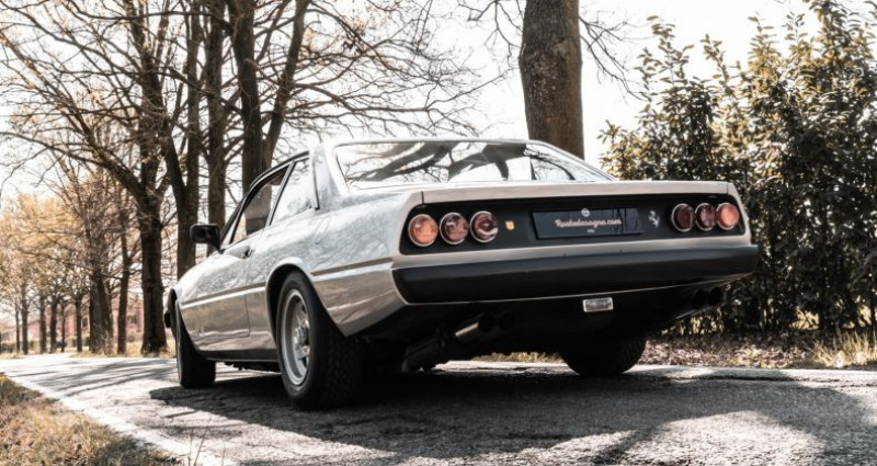 Ferrari 365 GT4 2+2 Argent occasion à Reggio Emilia - photo n°5