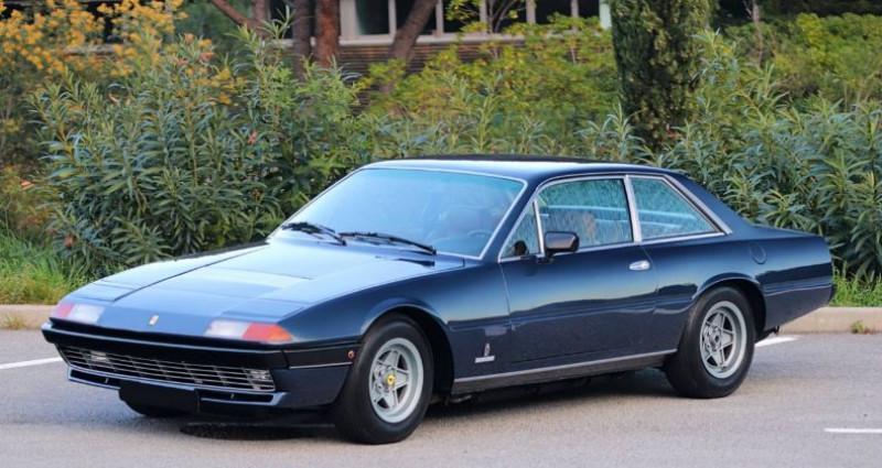 Ferrari 400 carburateur boite 5  occasion à TOULON - photo n°2