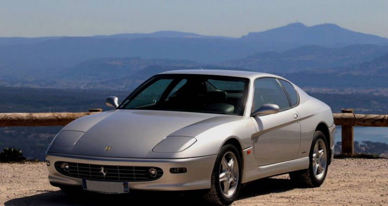 Ferrari 456 456M GT  occasion à TOULON - photo n°6
