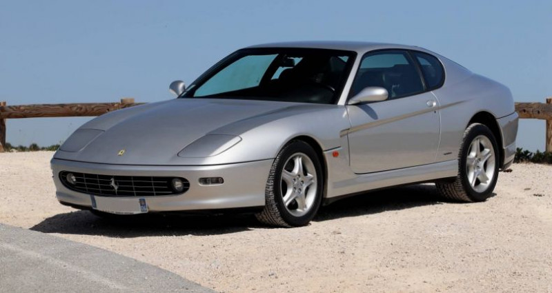 Ferrari 456 456M GT  occasion à TOULON - photo n°7