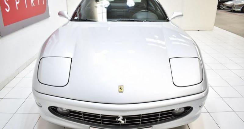 Ferrari 456 M GT Argent occasion à La Boisse - photo n°4