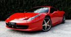 Ferrari 458 4.5i V8 F1 - RACING SEATS - NEW SERVICE BY Rouge à Itterbeek 17