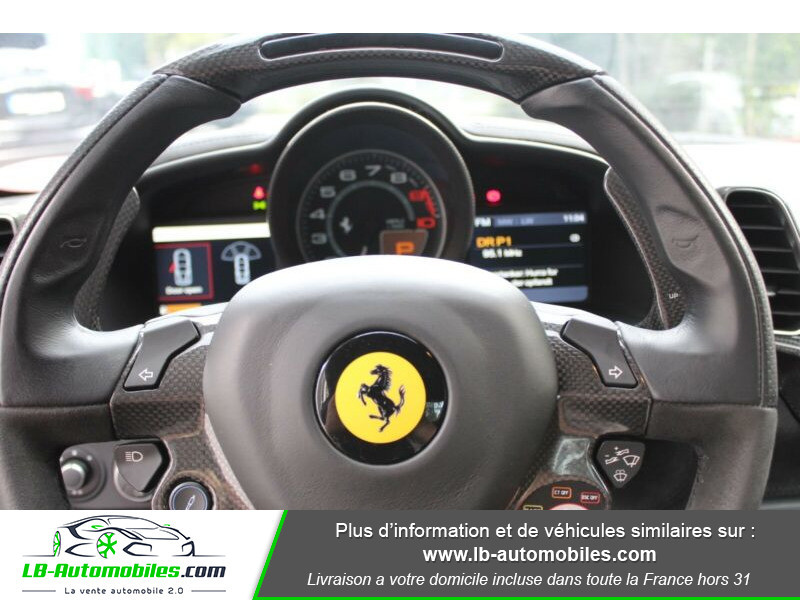 Ferrari 458 458 Italia Coupé Rouge occasion à Beaupuy - photo n°2