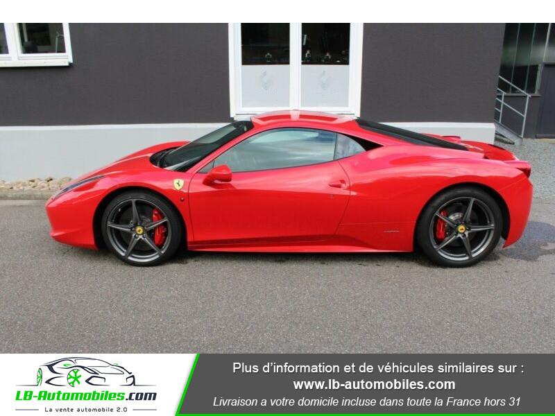 Ferrari 458 458 Italia Coupé Rouge occasion à Beaupuy - photo n°8