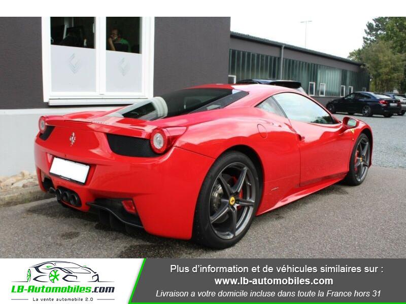 Ferrari 458 458 Italia Coupé Rouge occasion à Beaupuy - photo n°10