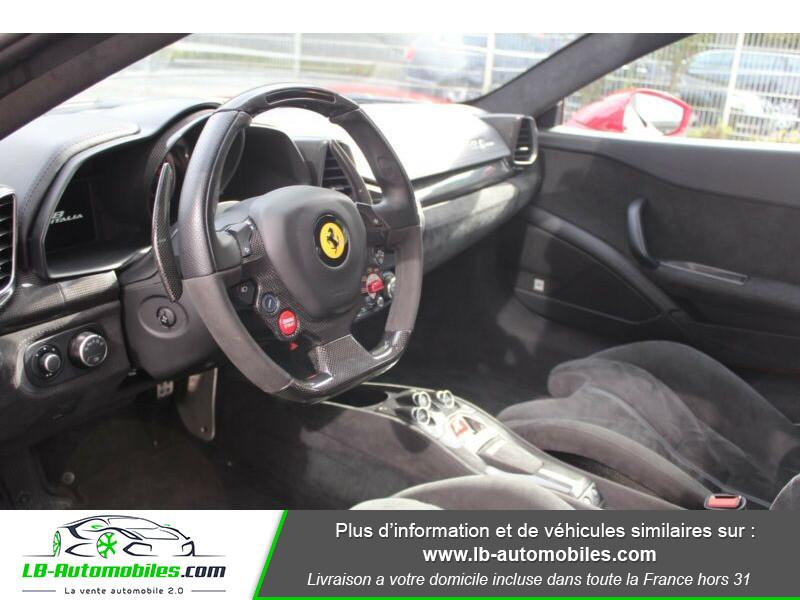 Ferrari 458 458 Italia Coupé Rouge occasion à Beaupuy - photo n°4