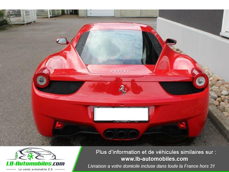 Ferrari 458 458 Italia Coupé Rouge occasion à Beaupuy - photo n°11