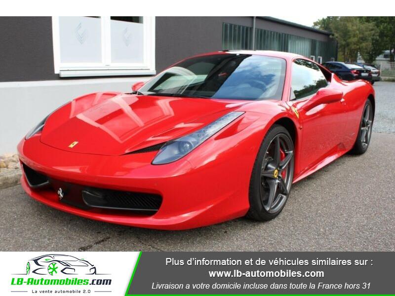 Ferrari 458 458 Italia Coupé Rouge occasion à Beaupuy