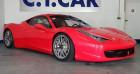 Ferrari 458 CHALLENGE Rouge à Hesperange L-