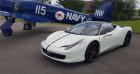 Ferrari 458 DMotorSport 1/1 Blanc à Darois 21