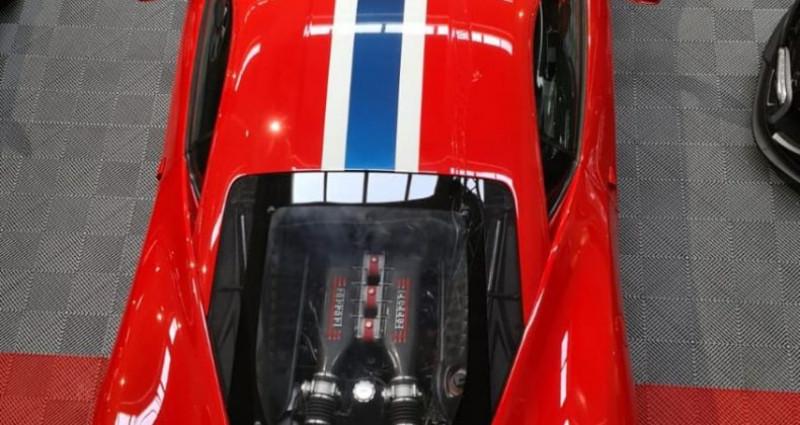 Ferrari 458 FERRARI 458 SPECIALE - PREMIERE MAIN FRANCAISE Rouge occasion à SAINT LAURENT DU VAR - photo n°4