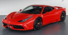 Ferrari 458 SPECIAL Rouge à Remich L-