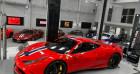 Ferrari 458 SPECIALE - CARBONE LED Rouge à SAINT LAURENT DU VAR 06