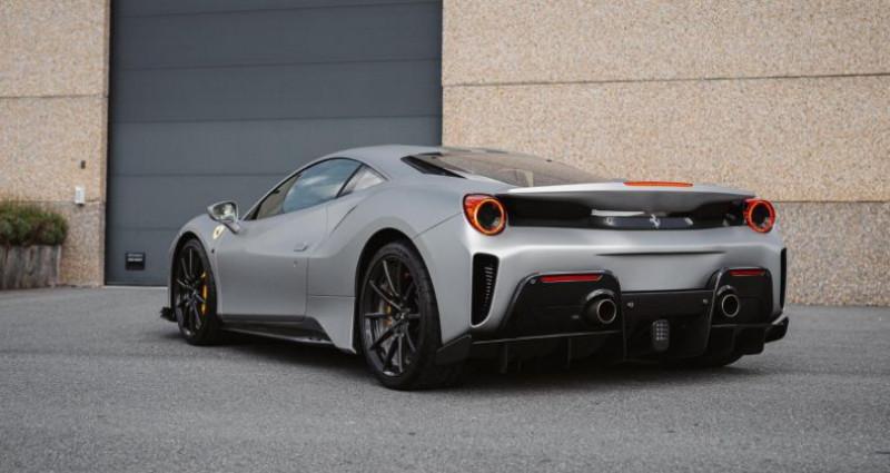 Ferrari 488 3.9 PISTA DCT 720 ch 1ère main - TVA Récupérable  occasion à LISSIEU - photo n°4