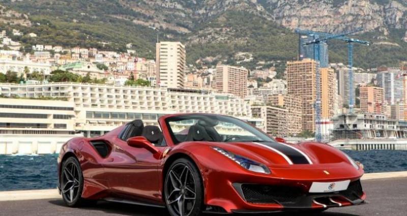 Ferrari 488 V8 3.9 T 720ch Pista  occasion à Monaco - photo n°3