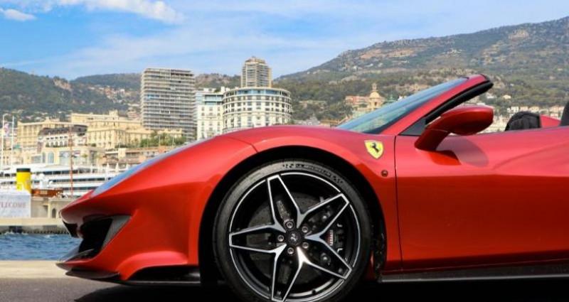 Ferrari 488 V8 3.9 T 720ch Pista  occasion à Monaco - photo n°7