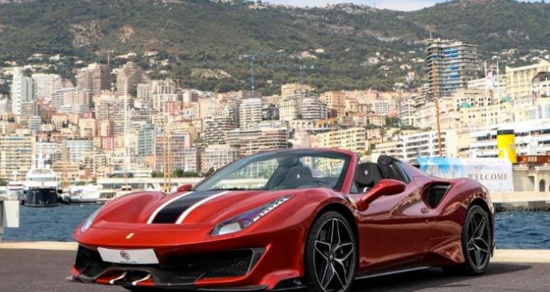 Ferrari 488 V8 3.9 T 720ch Pista  occasion à Monaco