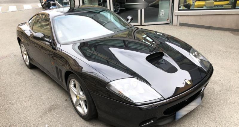 Ferrari 575M Maranello 575 F1 Noir occasion à MONACO - photo n°4