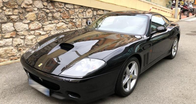 Ferrari 575M Maranello 575 F1 Noir occasion à MONACO - photo n°2