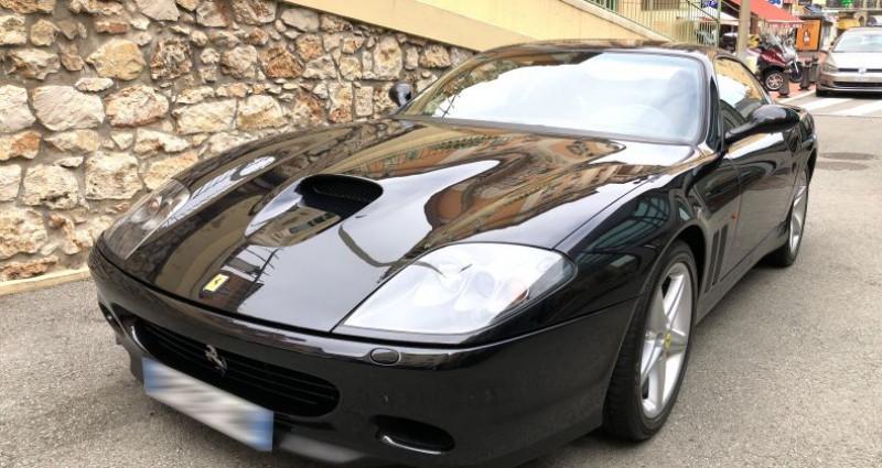 Ferrari 575M Maranello 575 F1 Noir occasion à MONACO