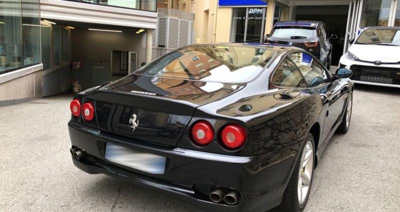Ferrari 575M Maranello 575 F1 Noir occasion à MONACO - photo n°6