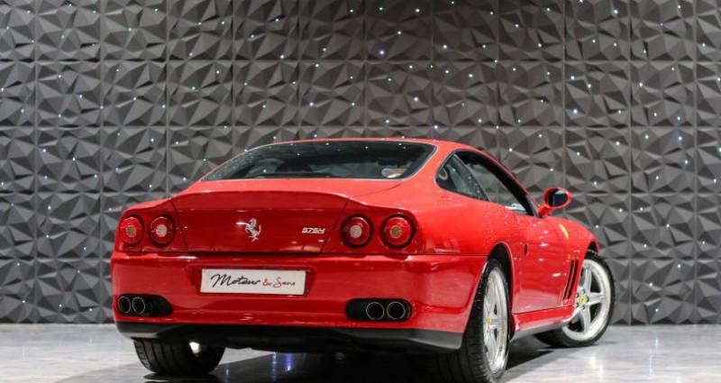 Ferrari 575M Maranello 575 M Rouge occasion à CHAVILLE - photo n°2