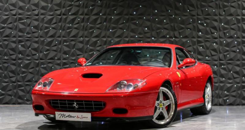 Ferrari 575M Maranello 575 M Rouge occasion à CHAVILLE