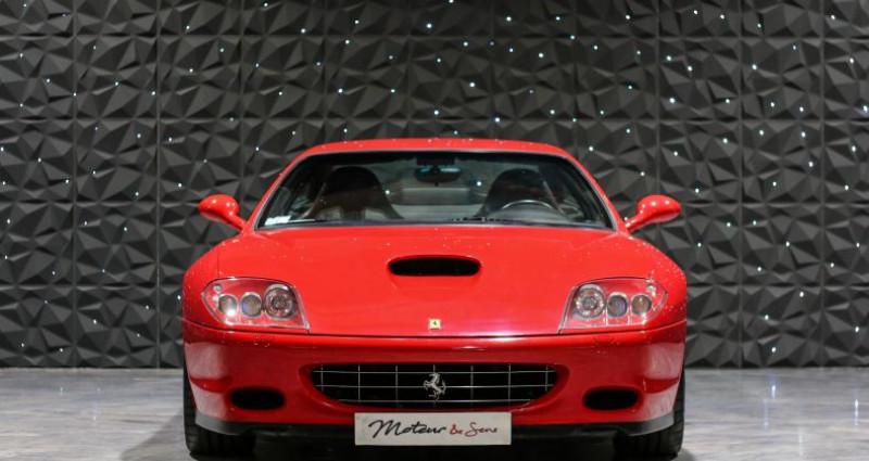 Ferrari 575M Maranello 575 M Rouge occasion à CHAVILLE - photo n°3
