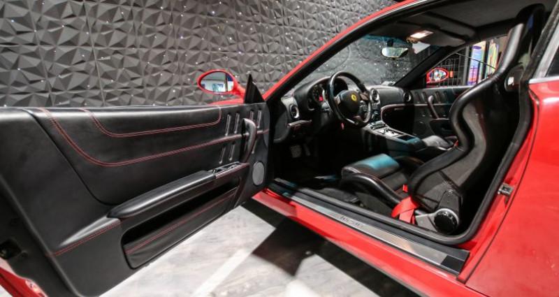 Ferrari 575M Maranello 575 M Rouge occasion à CHAVILLE - photo n°7