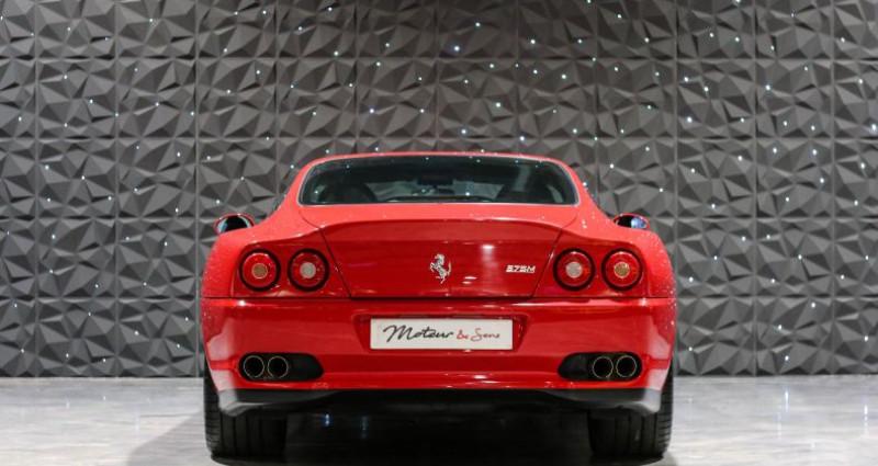 Ferrari 575M Maranello 575 M Rouge occasion à CHAVILLE - photo n°4