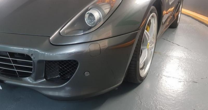 Ferrari 599 GTB F1 Vert occasion à Neuilly-sur-Seine - photo n°5