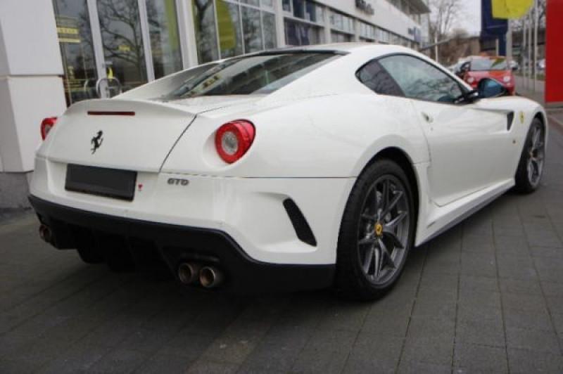 Ferrari 599 GTB GTO Blanc occasion à BEAUPUY - photo n°2