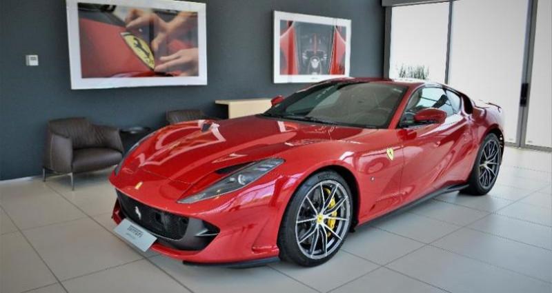 Ferrari 812 Superfast V12 6.5 800ch  occasion à Limonest