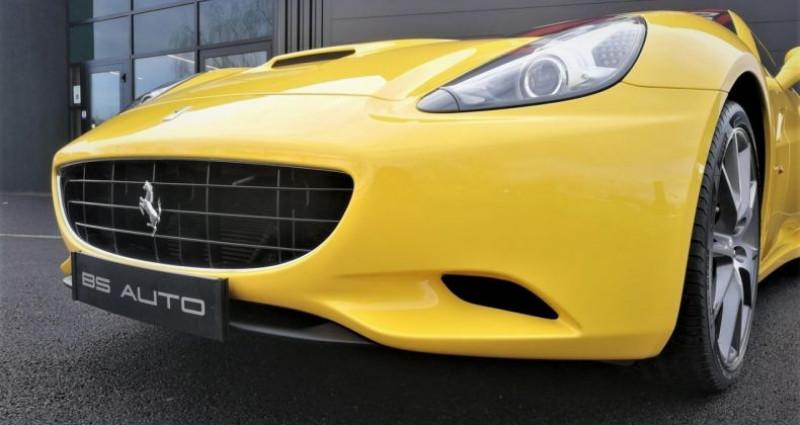 Ferrari California 4.3 V8 460ch Jaune occasion à SOUFFELWEYERSHEIM - photo n°2
