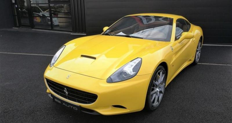 Ferrari California 4.3 V8 460ch Jaune occasion à SOUFFELWEYERSHEIM