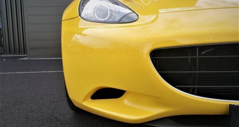 Ferrari California 4.3 V8 460ch Jaune occasion à SOUFFELWEYERSHEIM - photo n°7