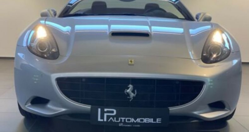 Ferrari California 4.3L / Moteur V8 4 siège / Carbon Daytona Gris occasion à Mudaison - photo n°2