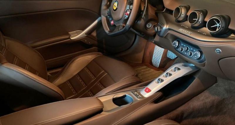 Ferrari F12 Berlinetta 6.3 V12 741 Ch Gris occasion à SAINT LAURENT DU VAR - photo n°3