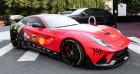 Ferrari F12 Berlinetta ONYX DCT F1 Rouge à CANNES 06