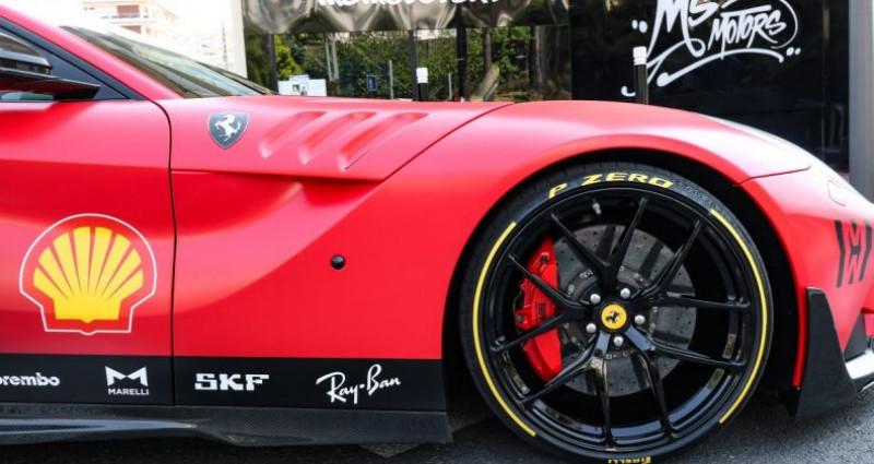 Ferrari F12 Berlinetta ONYX DCT F1 Rouge occasion à CANNES - photo n°6