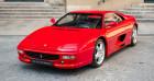 Ferrari F355 Berlinetta F1 Rouge 1997 - annonce de voiture en vente sur Auto Sélection.com