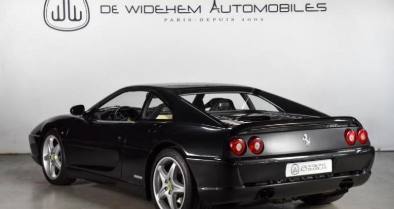 Ferrari F355 GTB 2.7 BVM Noir occasion à Paris - photo n°3